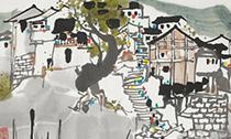 12件吴冠中书画作品于2021香港春拍呈献