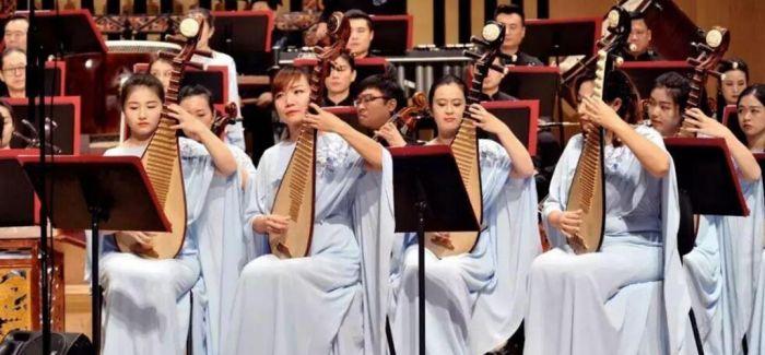 国乐归来 用音乐诉说人文历史与锦绣山河