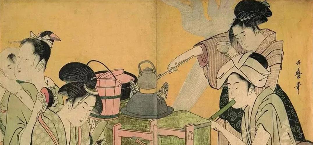 日本浮世绘珍藏展在京成功举办的启示