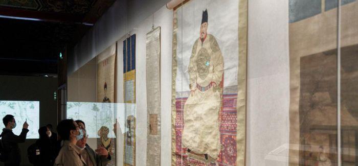"""故宫院藏历代人物画特展中的""""情与理 善与德"""""""