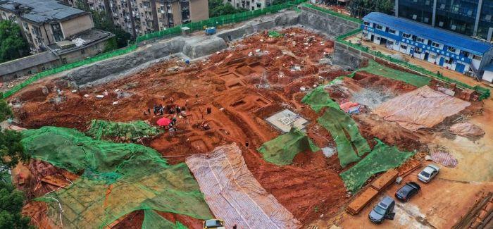 长沙发现42座从汉至唐宋古墓葬