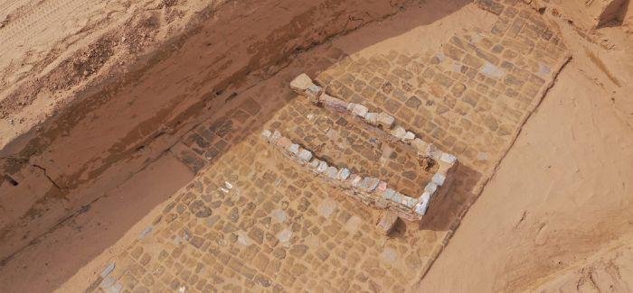 陕西发现保存原貌的明代长城城堡