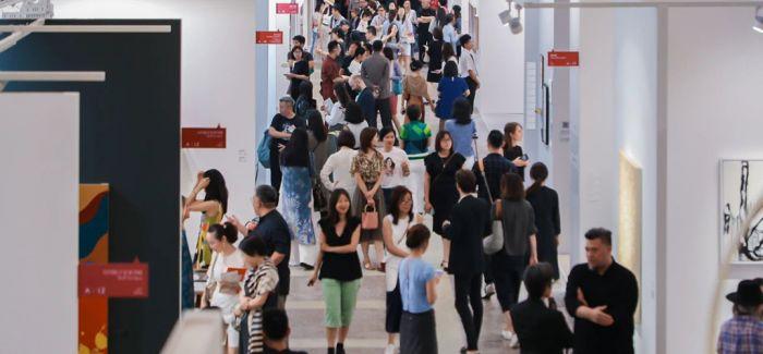 第三届 JINGART 艺览北京于北京展览馆开幕