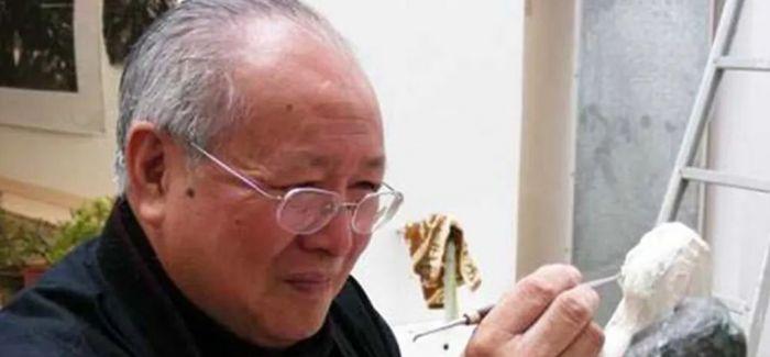 钱绍武:凝重多变 他曾为中国塑像