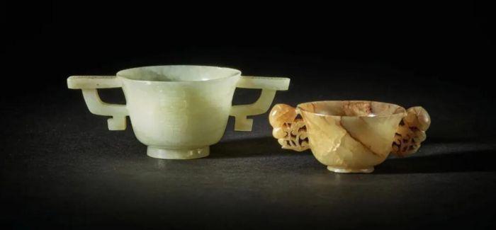 多件北美私人旧藏玉器珍品纽约上拍