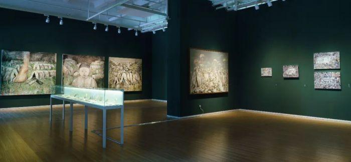 中日两国艺术家在昊美术馆吹响集结号