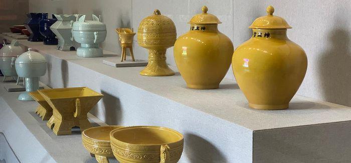 千件陶瓷藏品 故宫陶瓷馆当从何看起?