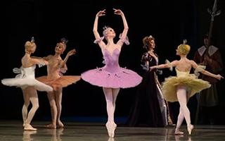 柴可夫斯基用管弦乐唤起芭蕾舞剧中的角色