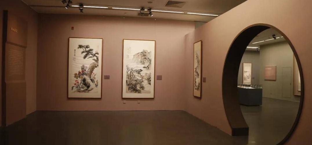 何香凝 齐白石等画家102件作品江西展出