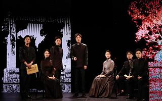 话剧《红色的起点》用当代审美诠释红色题材戏剧