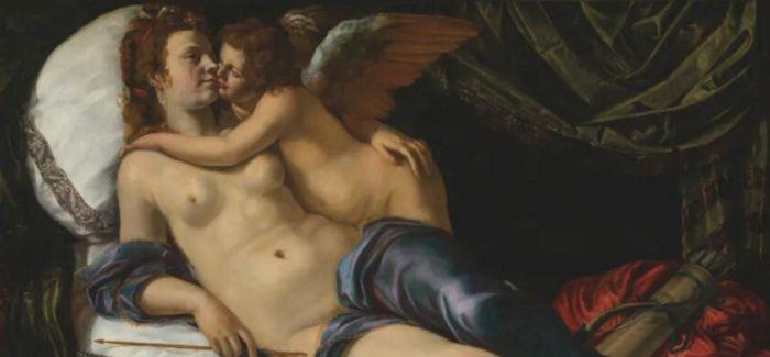 真蒂莱斯基《维纳斯与丘比特》登陆伦敦古典艺术周