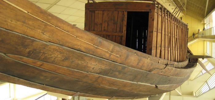 埃及完成第二艘胡夫太阳船发掘工作