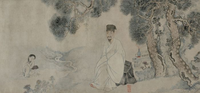 """江南艺术圈里的""""新元素"""""""