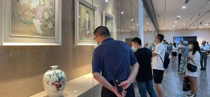 百件来自景德镇的陶瓷作品海南展出