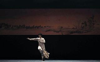 """舞台上的""""美术馆"""" 舞蹈让名画""""动""""起来"""