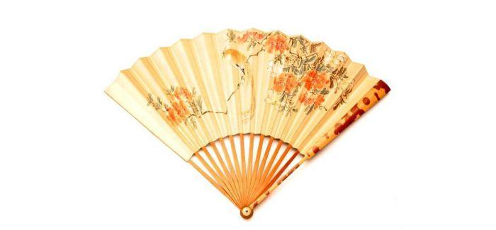 近80件中国古代扇面和成扇在沈阳故宫展出