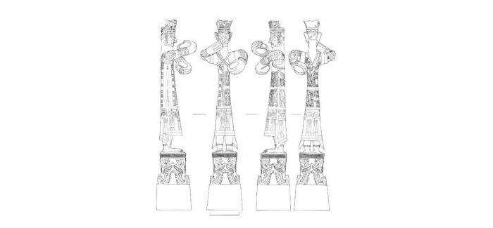 妙笔生花 在考古绘图中了解文物历史
