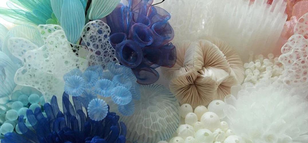 缥缈的海底世界