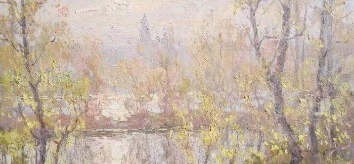 140幅中俄艺术家作品在哈尔滨展出