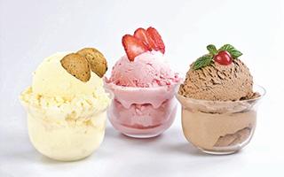 有多少人能抵抗冰淇淋的诱惑!