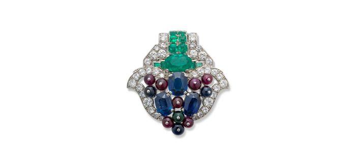 装饰艺术之于珠宝