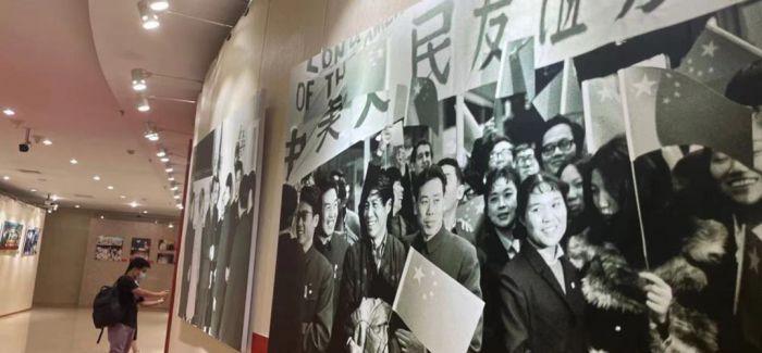 425幅图片展出 展现中国杂技外交成就