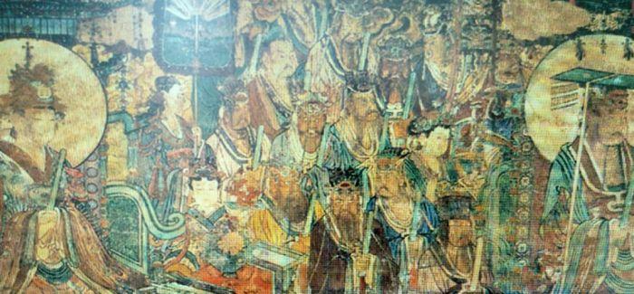 142组文物在永乐宫展出 带你感受元代艺术