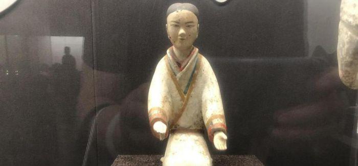 西汉帝陵4件文物系首次对外展出