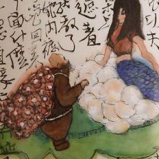 《游离——老冯﹠晓芳》画展在京盛大开幕