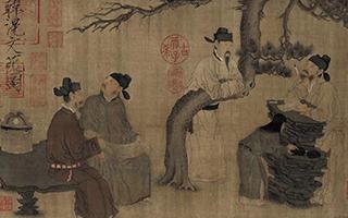 76件历代人物画于故宫文华殿书画馆展出