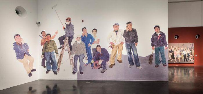 他用肖像画记录了中国人的真实生活