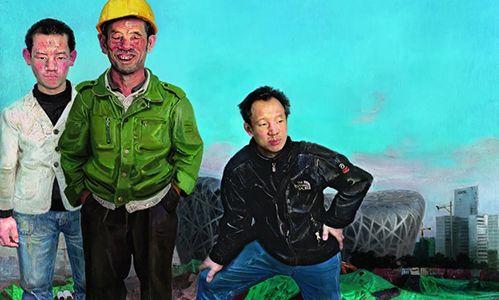 「时代肖像——忻东旺艺术作品展」
