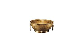 57件(组)法门寺博物馆藏品亮相长沙
