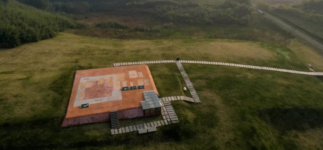 良渚瑶山遗址公园十一前夕将试运营